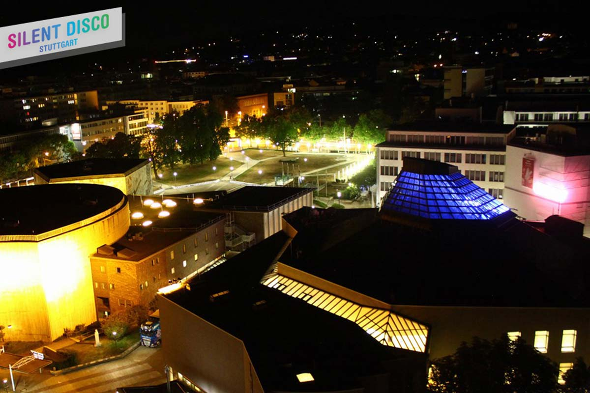 Zu den Silent Disco Stuttgart –Secret Rooftop Bildergalerien