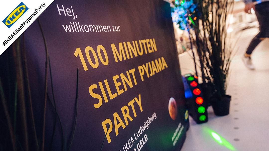 DJ Pult Silent Disco IKEA